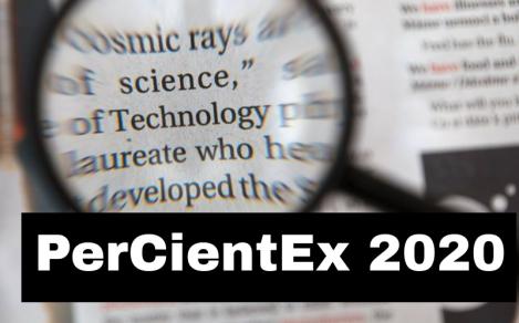Llega una nueva edición de PerCientEx, con nuevas historias deciencia